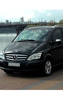 Минивэн такси Чонгар - Судак